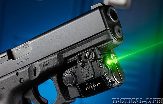 Top 18 Full-Size Guns 2014 GLOCK 22 GEN4 laser