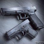 Top 18 Full-Size Guns 2014 GLOCK 41 GEN4 lead