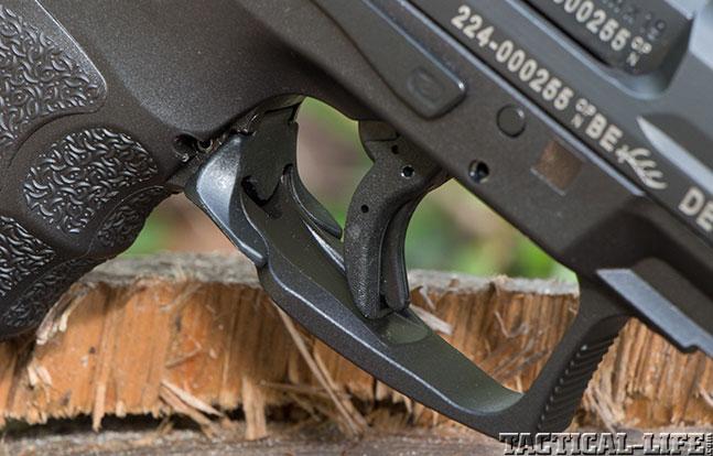 Top 18 Full-Size Guns 2014 HECKLER & KOCH VP9 trigger