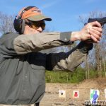 Top 18 Full-Size Guns 2014 AAC REMINGTON R1 1911 WITH Ti-RANT .45 SUPPRESSOR aim