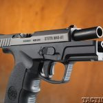 Top 18 Full-Size Guns 2014 STEYR ARMS M40-A1 .40 S&W barrel