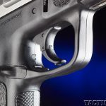 Top 18 Full-Size Guns 2014 SMITH & WESSON SD40 VE trigger