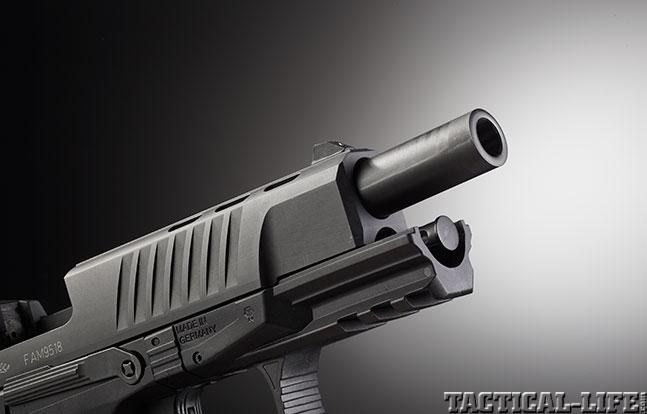 Top 18 Full-Size Guns 2014 WALTHER PPQ M2 5-INCH barrel