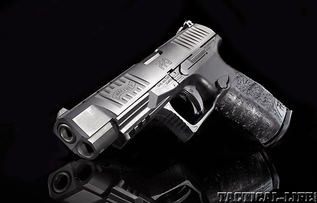Top 18 Full-Size Guns 2014 WALTHER PPQ M2 5-INCH lead