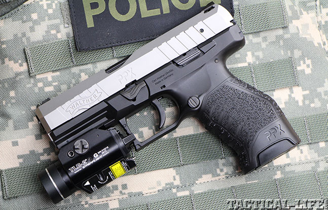 Top 18 Full-Size Guns 2014 WALTHER PPX .40 lead