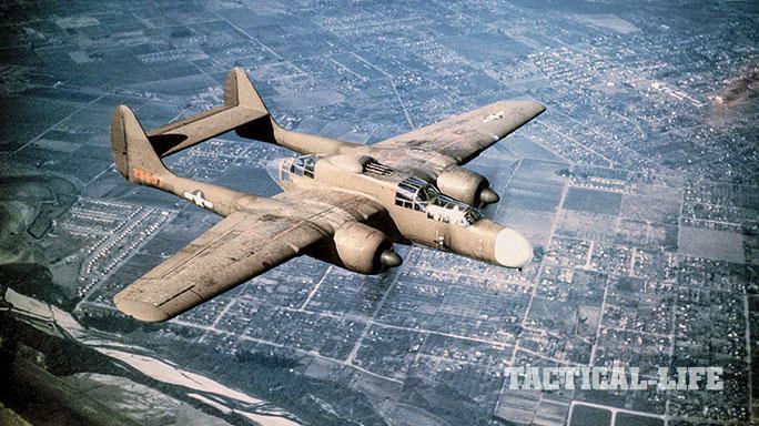 Aircraft SWMP April/May 2015 Northrop P-61 Black Widow