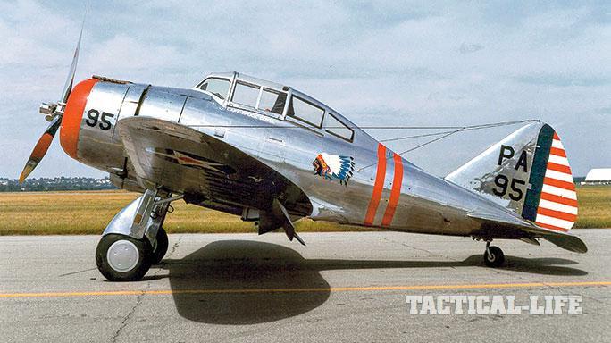 Aircraft SWMP April/May 2015 Seversky P-35