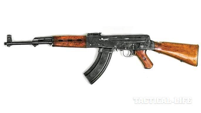 Birth of the AK-46