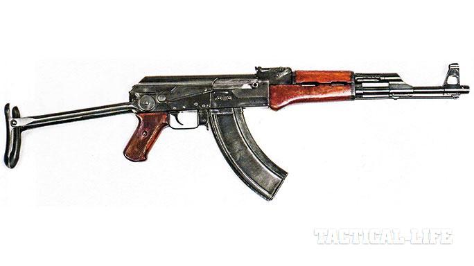 Birth of the AK 1947