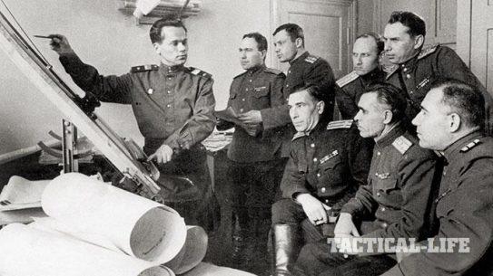Birth of the AK Soviet Sergeant Kalashnikov