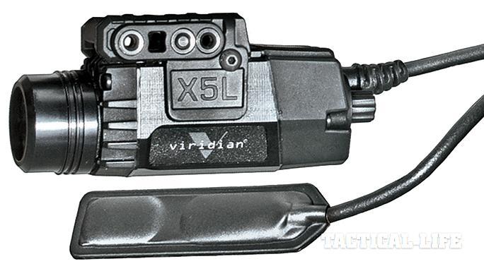 AK Upgrades Viridian X5L-RS