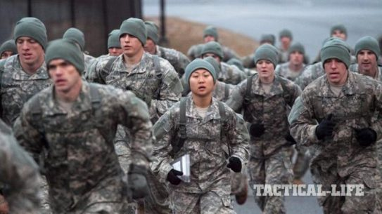 Female Soldiers U.S. Army Ranger Training Assessment Course