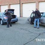 Active Shooter Takedowns & Tactics car