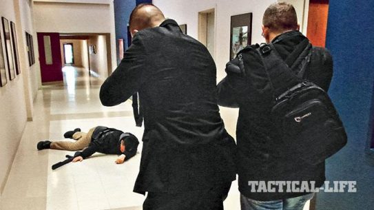 Active Shooter Takedowns & Tactics hall