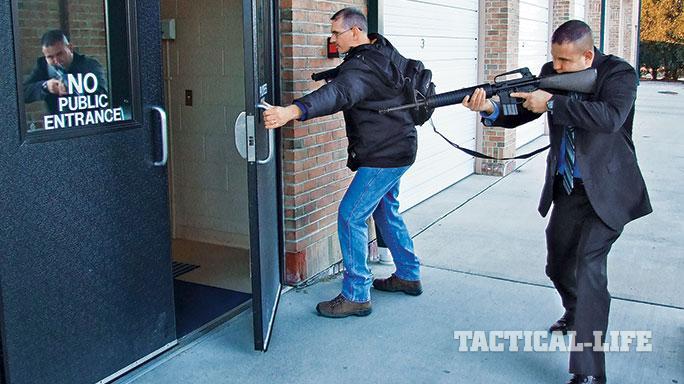 Active Shooter Takedowns & Tactics