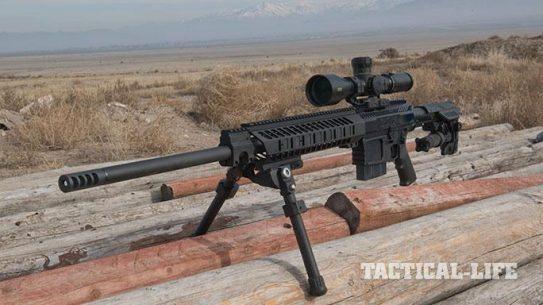 Noreen Firearms Bad News .338 Lapua Magnum lead