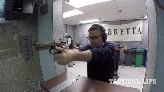 Beretta M9A3 pistol