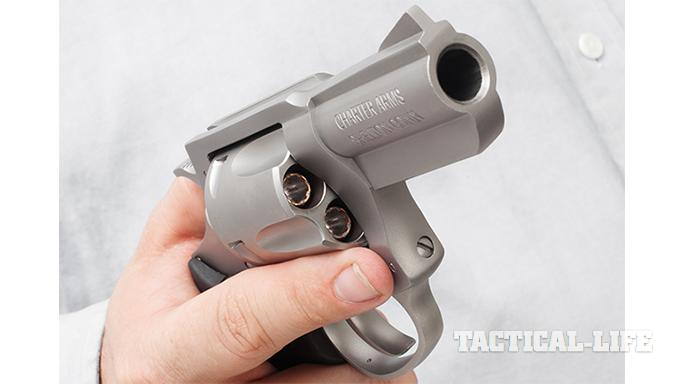 Compact Backup Handguns 2015 Charter Arms Pitbull .45 ACP