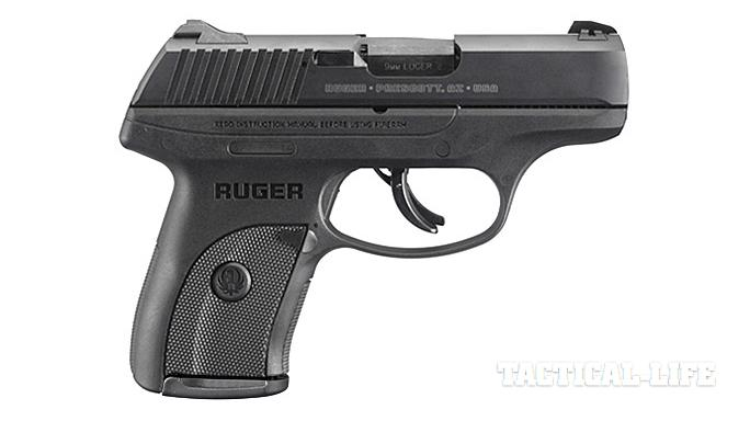 Compact Backup Handguns 2015 Ruger LC9s Pro
