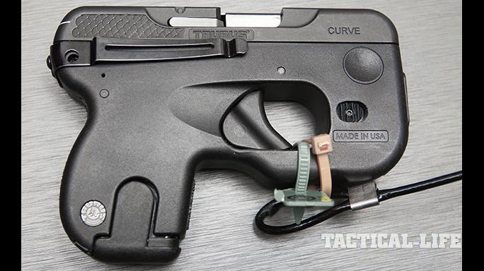 Compact Backup Handguns 2015 Taurus Curve