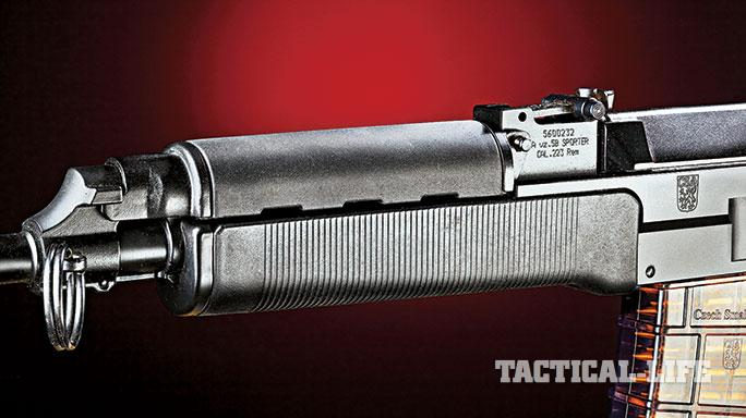 Czechpoint vz. 58 Tactical 556 forend