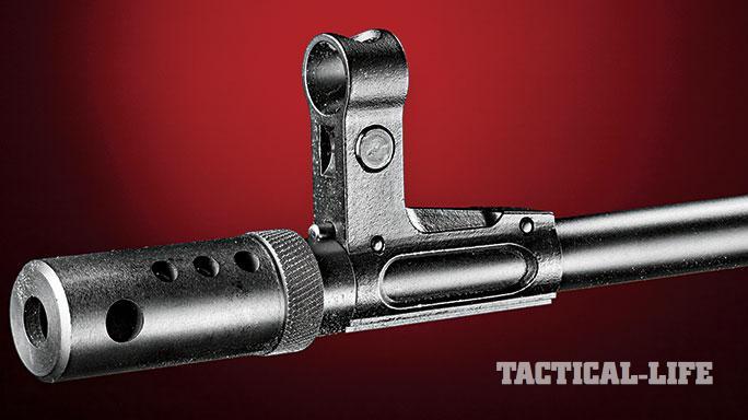 Czechpoint vz. 58 Tactical 556 muzzle