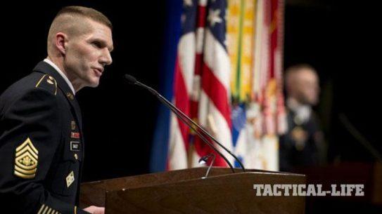Daniel A. Dailey Sergeant Major U.S. Army
