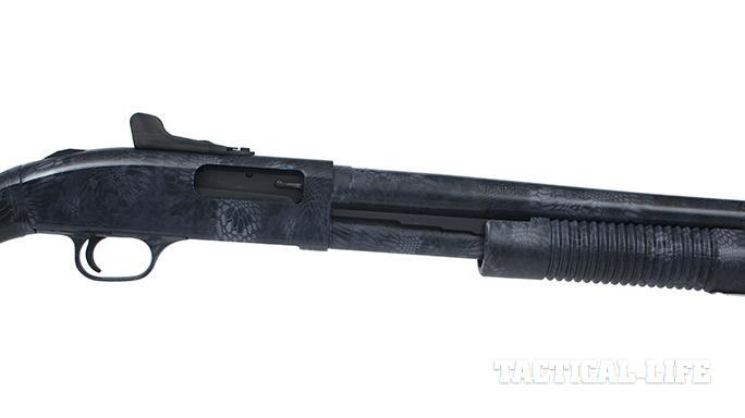 DK Mossberg 590A1 shotgun Heavy Barrel
