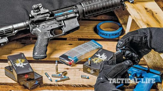 Force On Force Training Ammo lead