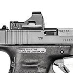 Glock G40 Gen4 MOS Modular Optic System sight