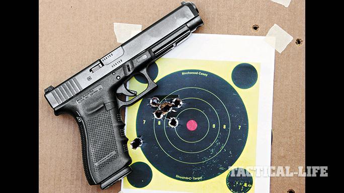 GLOCK G41 Gen4 2015 target