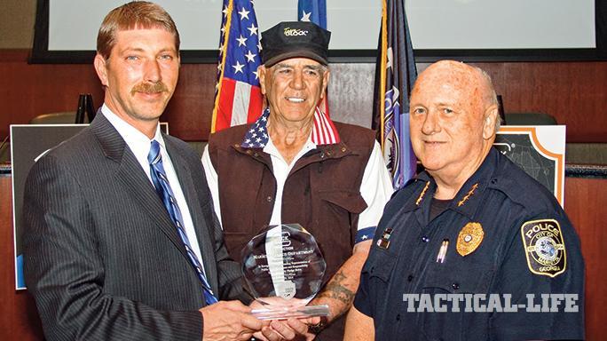 GLOCK Safety Month award