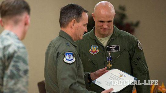 Air Force Pilot Jeremiah Parvin