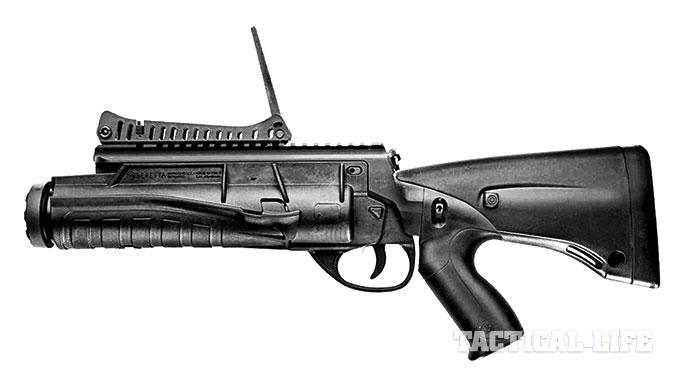 GLX 160 A1 Grenade Launchers SWMP April/May 2015