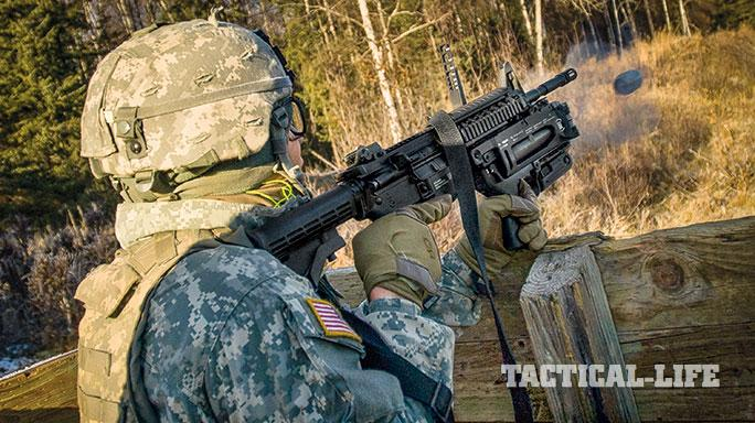 M320 Grenade Launchers SWMP April/May 2015