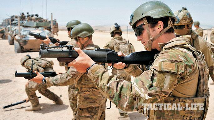 M79 Grenade Launchers SWMP April/May 2015