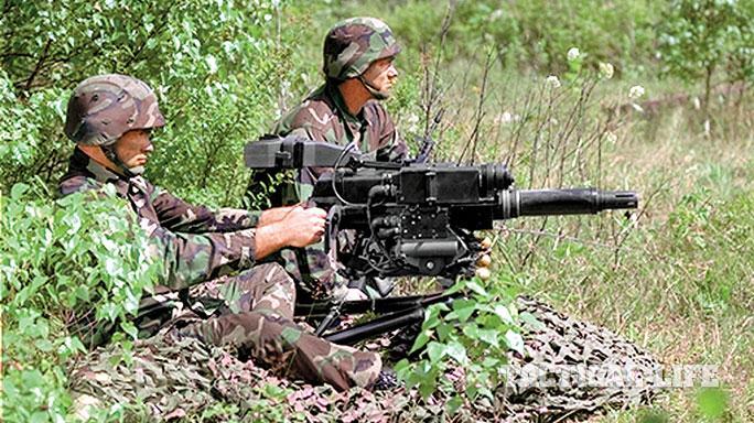 MK 47 Grenade Launchers SWMP April/May 2015