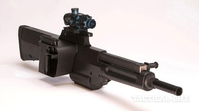 PAW-20 Grenade Launchers SWMP April/May 2015