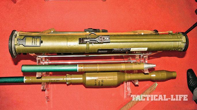 RPG-26 Grenade Launchers SWMP April/May 2015