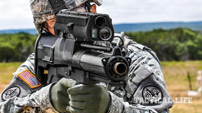 XM25 Grenade Launchers SWMP April/May 2015