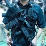 Law Enforcement products Point Blank Long Gun Vest Sling