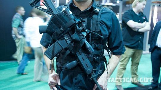 Law Enforcement products Point Blank Long Gun Vest Sling