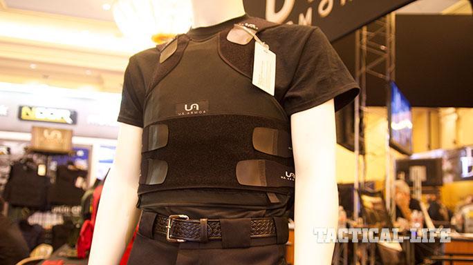 Law Enforcement products U.S. Armor Copper Tec & Outlast Vest Carriers