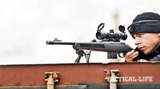 Mossberg MVP Patrol 7.62mm lead