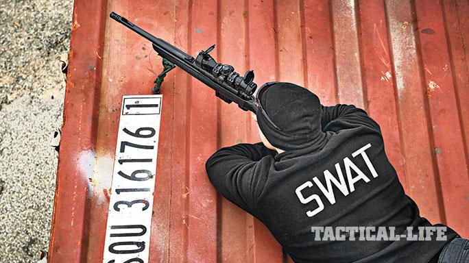 Mossberg MVP Patrol 7.62mm SWAT