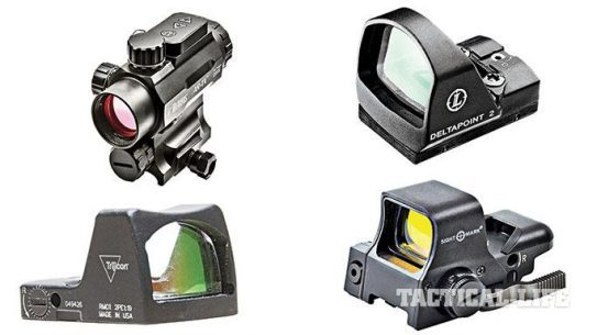 6 Next-Gen Reflex Red-Dot Sights For 2015