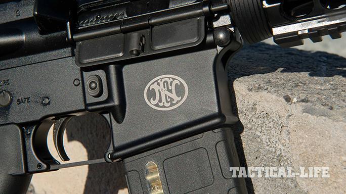 FN America FN 15 Patrol Carbine logo