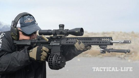 sneak peek Seekins Precision SP10 rifle lead