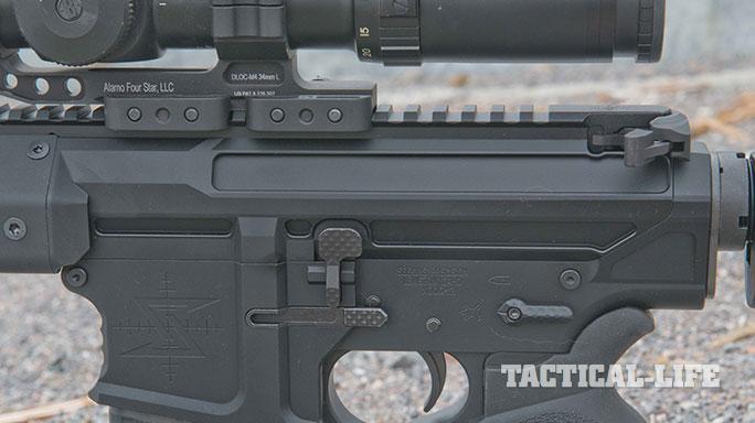 sneak peek Seekins Precision SP10 rifle receiver