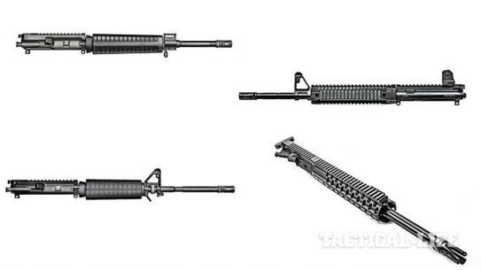 Upper Hand: 8 Uppers to Juice Up a 6.8 AR